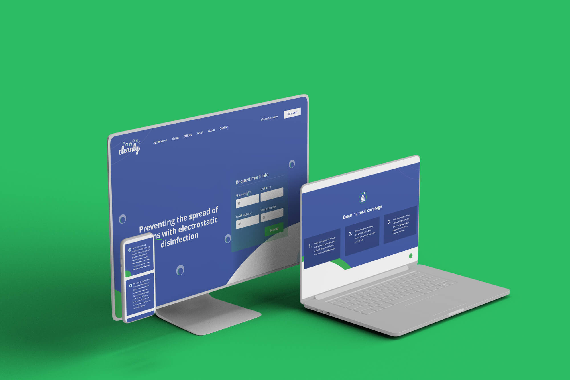 Cleanly Responsive Web Design